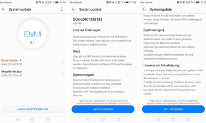 Honor 8 Pro update (B183) rolling out with VoLTE support, improved battery life and more