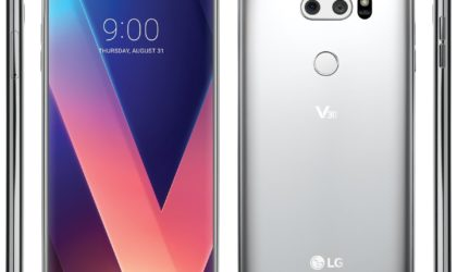 LG V30+ unofficially confirmed via a logo leak, to rock 128GB ROM