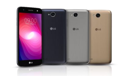 Sprint LG X Power 2 gets certified by FCC