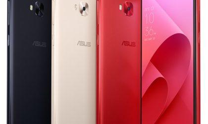 Asus launches ZenFone 4, ZenFone 4 Selfie Pro, ZenFone 4 Selfie and ZenFone 4 Max in Europe