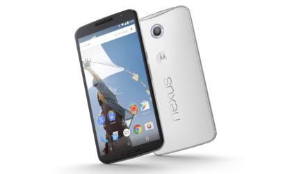 Nexus 6 finally starts receiving Android 7.1.1 Nougat again