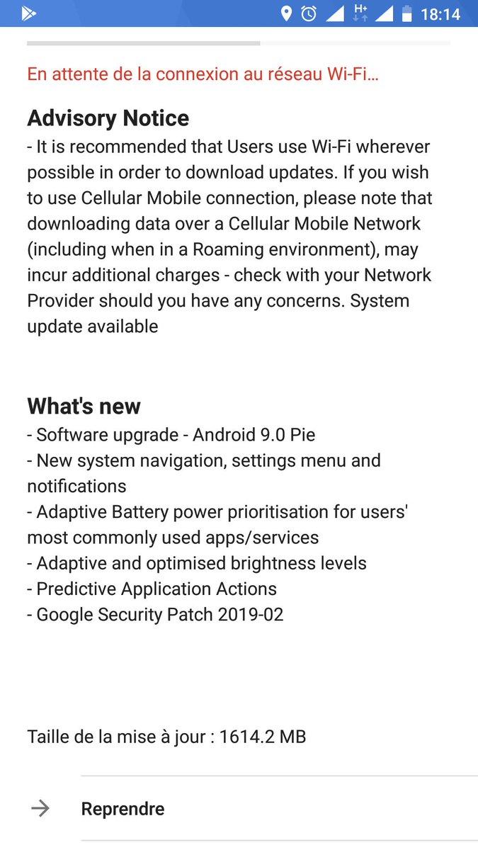 Nokia-6-Android-Pie-update