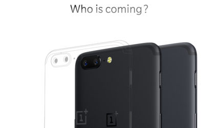 OnePlus 5 might be getting a new color option very soon