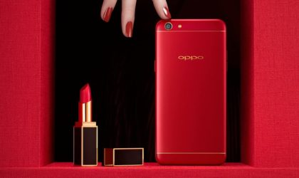 Oppo F3 Red Edition to be released on August 12