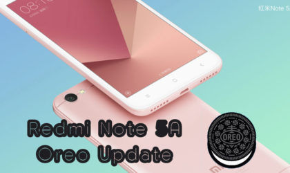 Redmi Note 5A/Prime Pie update news and more: Stable MIUI 10.2.1 and beta 9.1.24 available for download