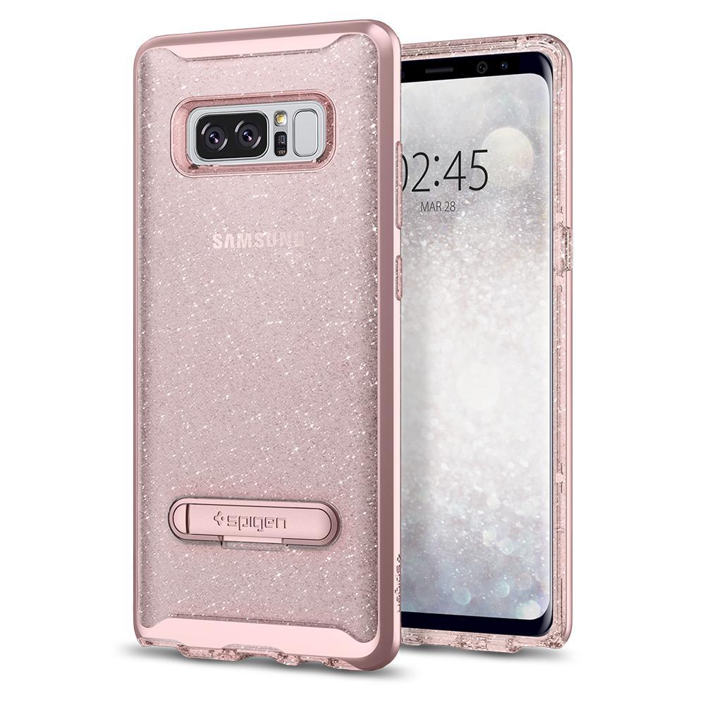 Spigen-—-Galaxy-Note-8-Case-Crystal-Hybrid-Glitter