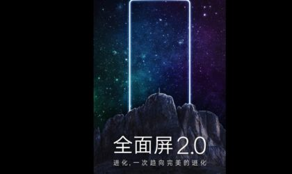 Xiaomi Mi Mix 2 release confirmed for September 11