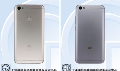 Xiaomi Redmi Note 5 and Note 5A specs and images leak via TENAA