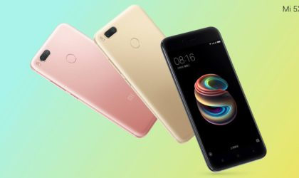 Xiaomi A1, an Android One phone based on Mi 5X specs currently under works