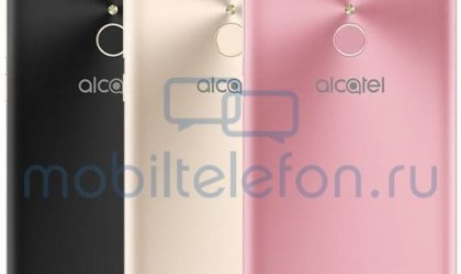 Alcatel A3 Plus, A7 XL, and U5 HD specs and images leak out