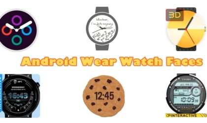15 best Android Wear watch faces to download
