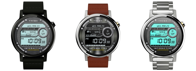 chrono-watch-face-android