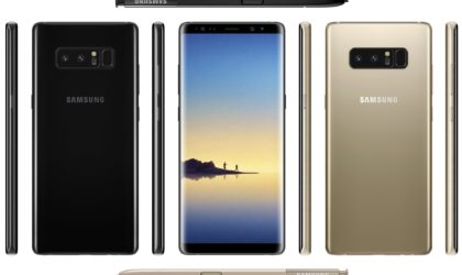 [Rumor] Galaxy Note 8 specifications revealed