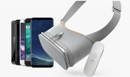 Google Daydream VR support now rolling out to Samsung Galaxy S8 & S8+