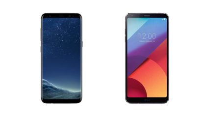 LG G6 and Galaxy S8 receive ECOLOGO certification for being environmental friendly