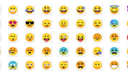 Get Android Oreo Emoji pack for WhatsApp here