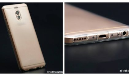 Meizu M6 Note leaked images confirm vertical dual camera setup