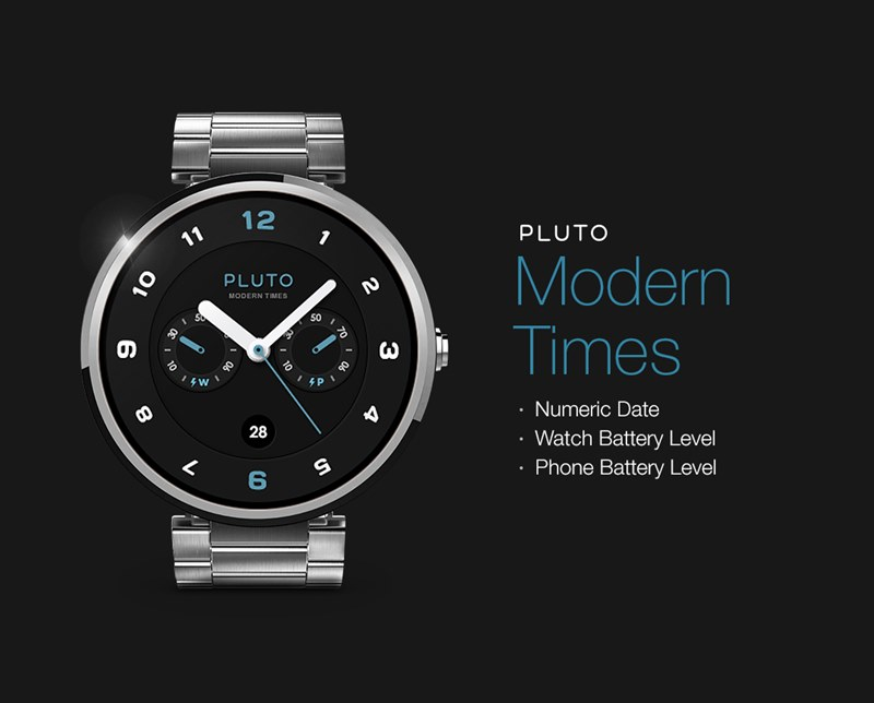 modern-times-watch-face-android