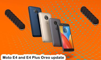 Moto E4 and E4 Plus update: Release notes for May security patches detailed for all variants