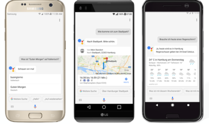 Australia and Germany get Google Assistant for Marshmallow and Nougat devices too