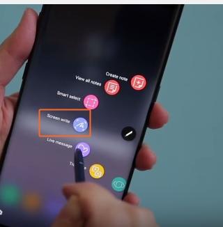 screenshot-s-pen-samsung-galaxy-note-8