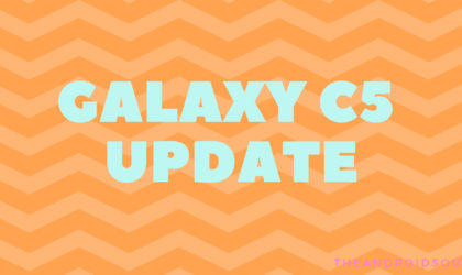 Galaxy C5 Pie update and other news: Android 8.0 rolling out for C5 pro