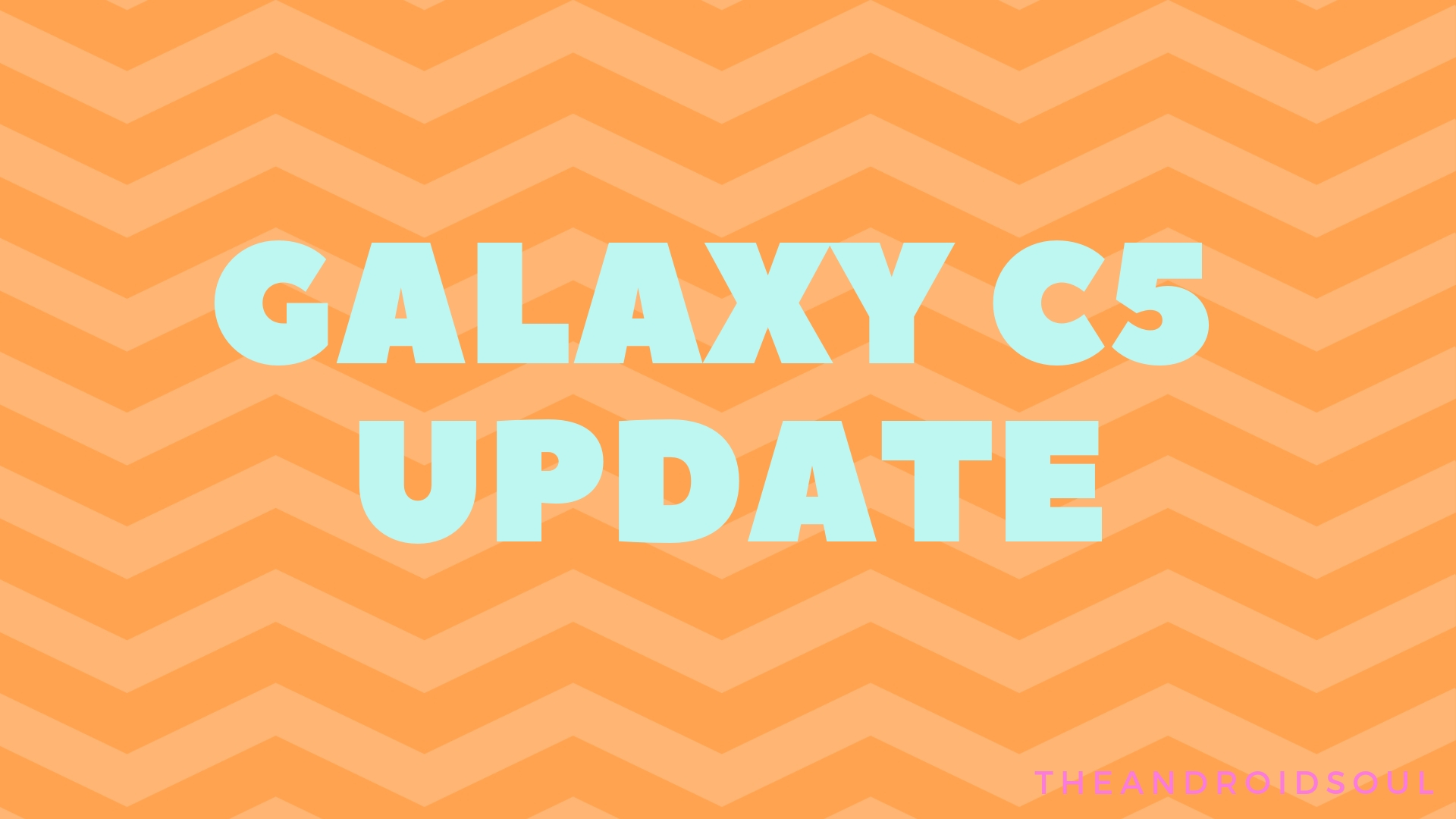 Galaxy C5 Pie update and other news: Android 8 0 rolling out for C5 pro