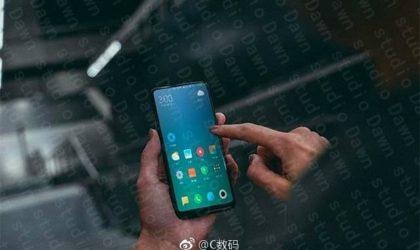 Xiaomi Mi Mix 2 images leak out