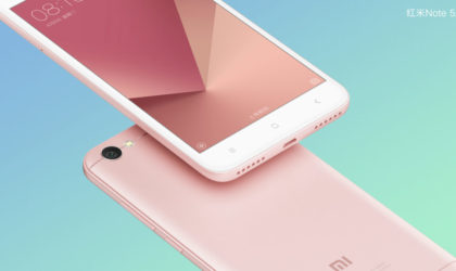 How to take a screenshot on Xiaomi Redmi Note 5/5A/5A Prime