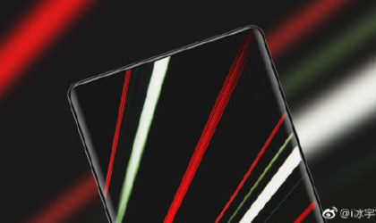 Here's a closer look at the Xiaomi Mi Mix 2 full screen display 2.0