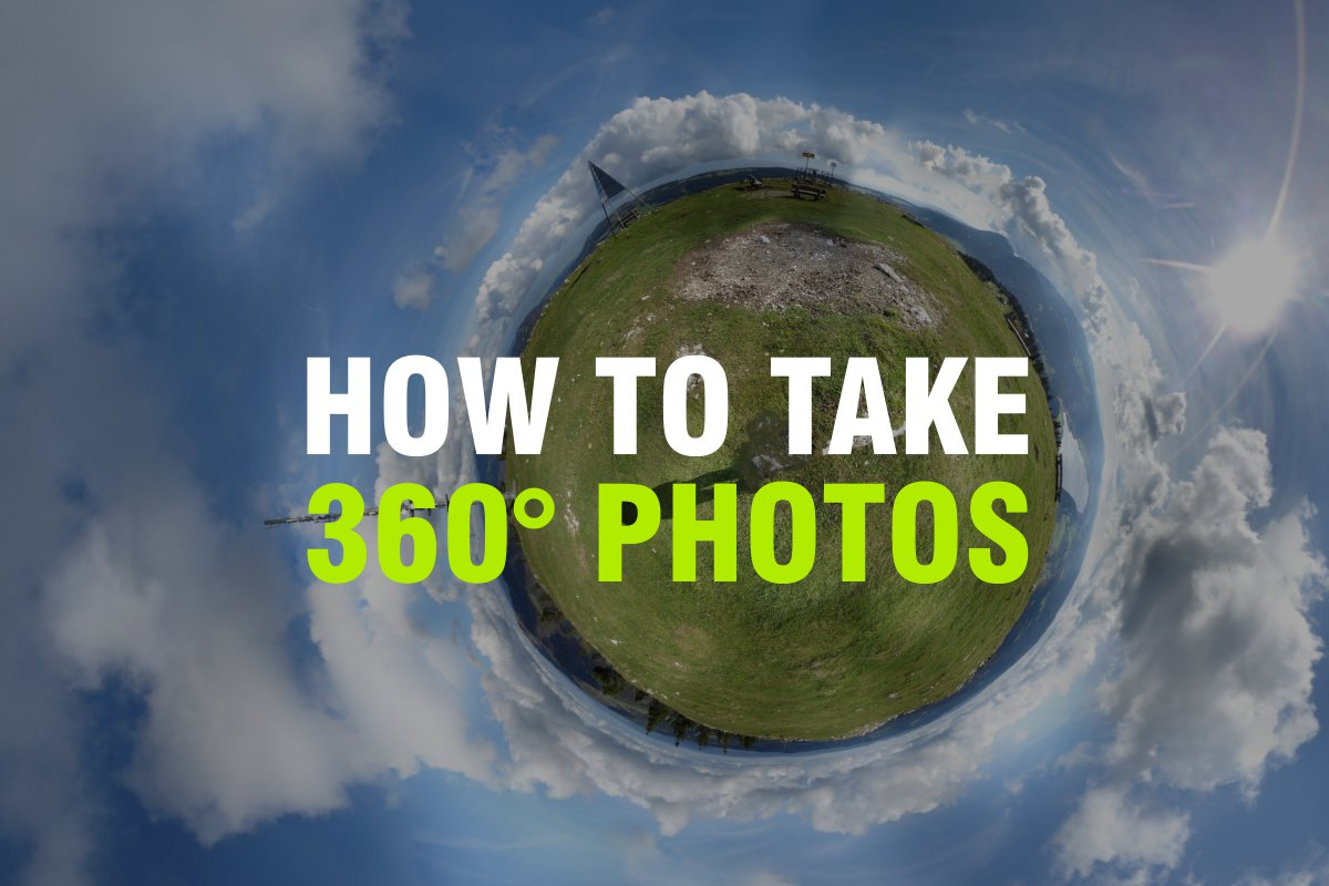 How to take a 360° photo on Android