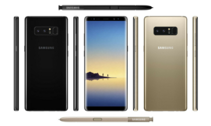 Here's why the Galaxy Note 8 could get root access soon