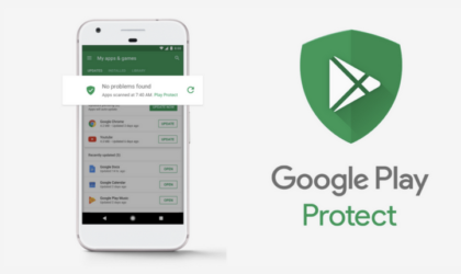 Google Play Protect is now active on over a billion Android devices
