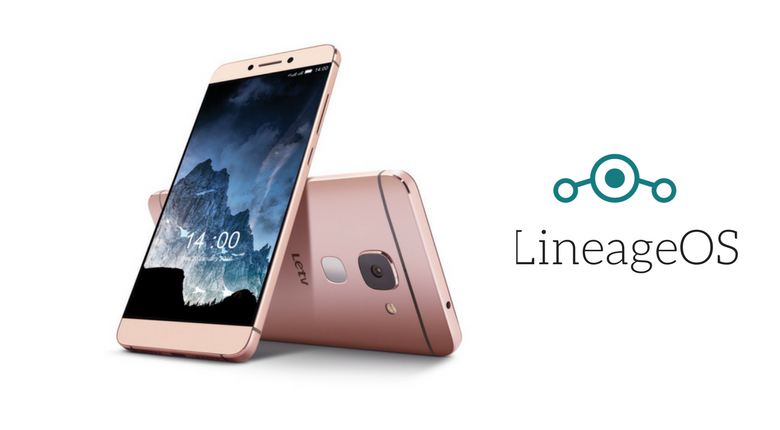 LeEco Le MAX 2 (X820) Android 8 0 Oreo update available