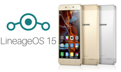How to download Lenovo Vibe K5 and K5 Plus Oreo update [LineageOS 15.ROM]