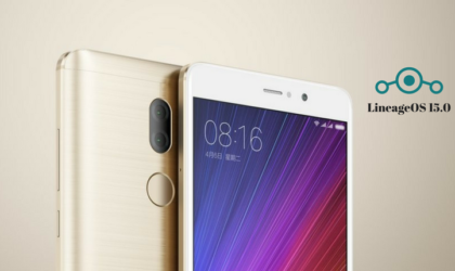 Xiaomi Mi 5s Plus LineageOS 15.0 ROM based on Android 8.0 Oreo available for download