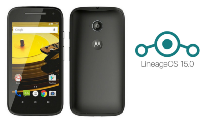 Moto E2 (surnia and otus) LineageOS 15.0 ROM based on Android 8.0 Oreo available for download