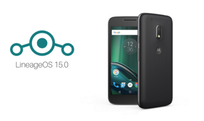 Moto G4 Play LineageOS 15 ROM based on Android 8.0 Oreo available for download