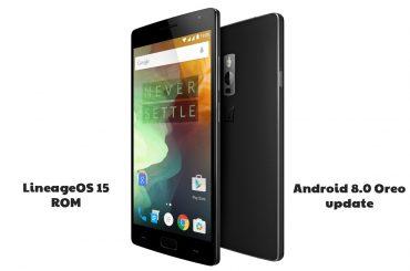 OnePlus 2 Oreo update LineageOS 15
