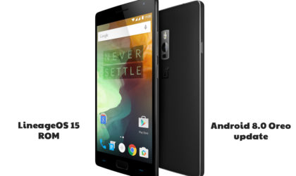 OnePlus 2 Android 8.0 Oreo update available via LineageOS 15 ROM