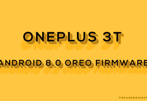 OnePlus-3T-Android-8.0-firmware-480x329