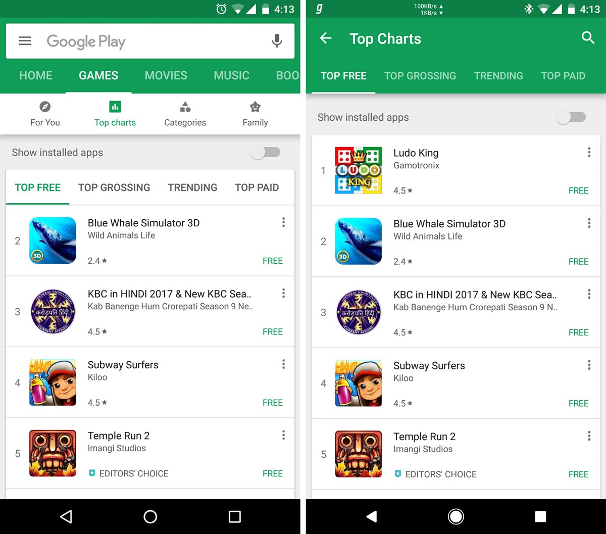 how to update play store on android
