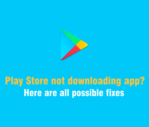 Play Store not downloading apps? Here's how to fix it