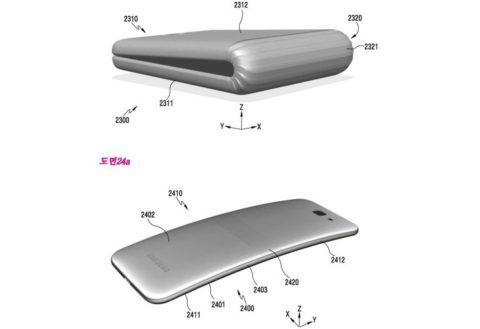 Samsung-Galaxy-X-foldable-phone-patent-korea-480x329