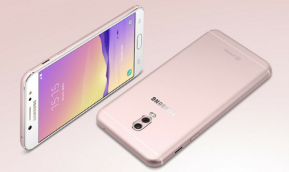 Samsung Galaxy C8 launched in China