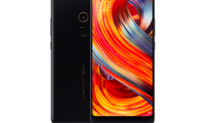 How to take screenshot on Xiaomi Mi Mix 2