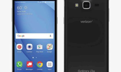 Verizon Galaxy J3 (2016) receives OTA update with BlueBorne security patch