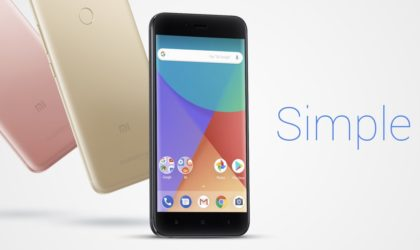 Xiaomi Mi A1 with Android One launched in India