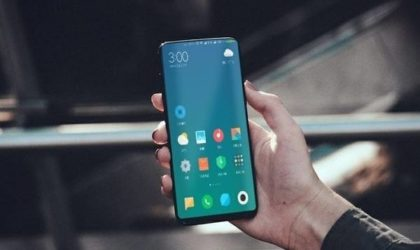 Xiaomi Mi Mix 2 with its glorious full screen display leaks in an image again