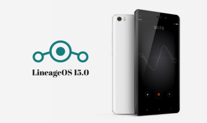 Xiaomi Mi Note Pro LineageOS 15.0 ROM based on Android 8.0 Oreo available for download